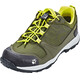 Jack Wolfskin Akka Texapore Hiking Shoes Low Cut Boys woodland green